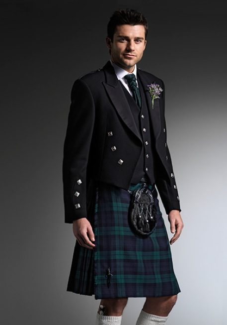 kilt-outfut-groom-wedding-ayrshire